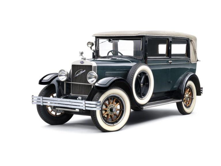 Škodan käytännölliset ratkaisut saivat alkunsa jo 1920-luvulla