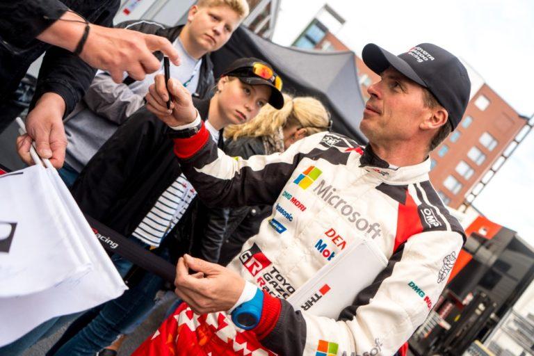 WRC: Jari-Matti Latvalan entinen kartturi Suomen MM-rallin apulaiskilpailujohtajaksi