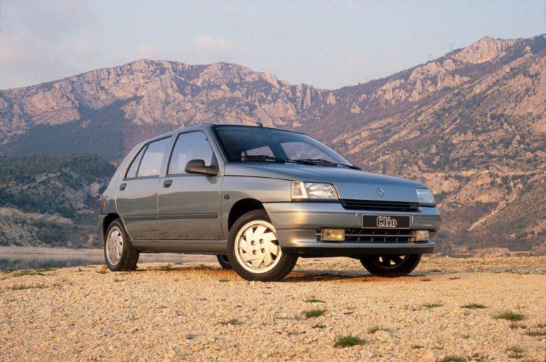 Renault Clio täyttää tasavuosia