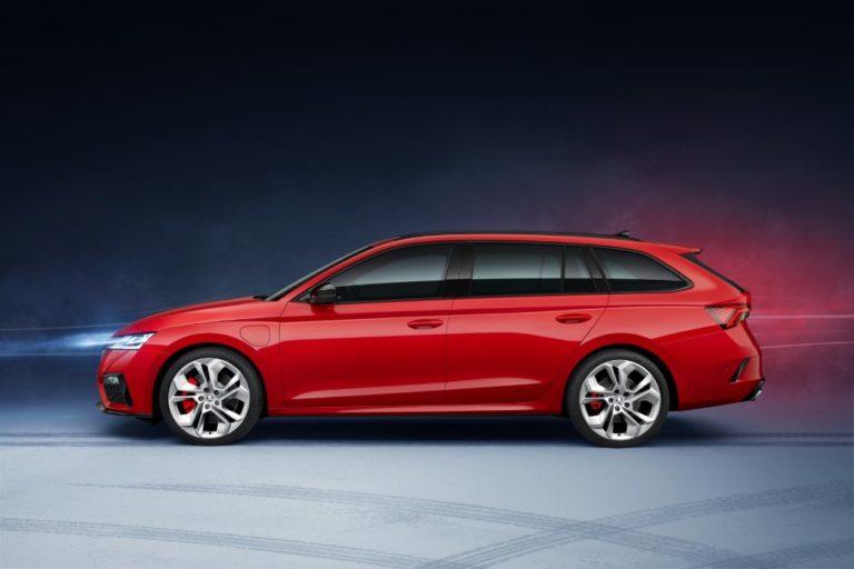 Teknikens Värld: Nyt uusi Škoda Octavia ei selvinnyt hirvenväistökokeesta