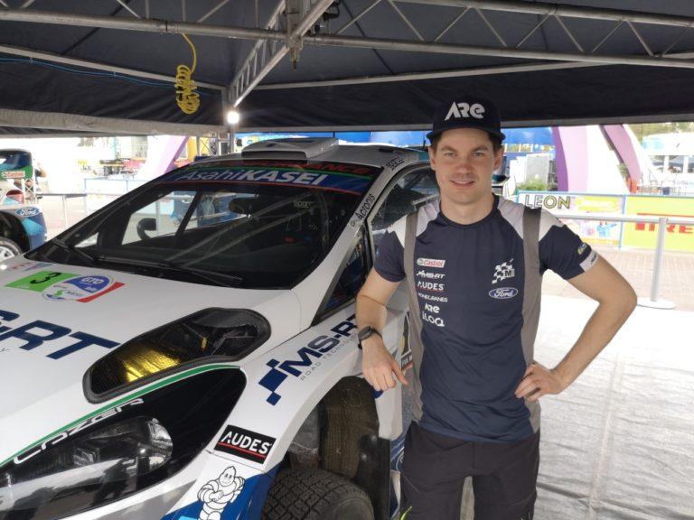 WRC: Suomalaisista Suninen aloitti Parhaiten Meksikon MM-rallissa