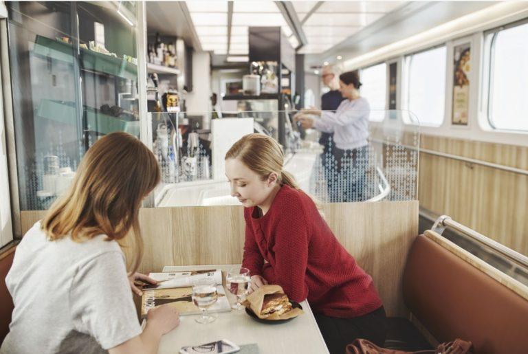 Junien ravintolapalvelut sulkeutuvat ja Kolarin yöjunaliikenne jää tauolle