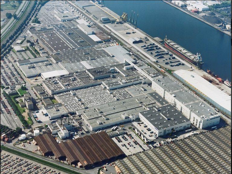 Volvo Cars käynnisti akkujen kokoonpanon Gentin tehtaallaan