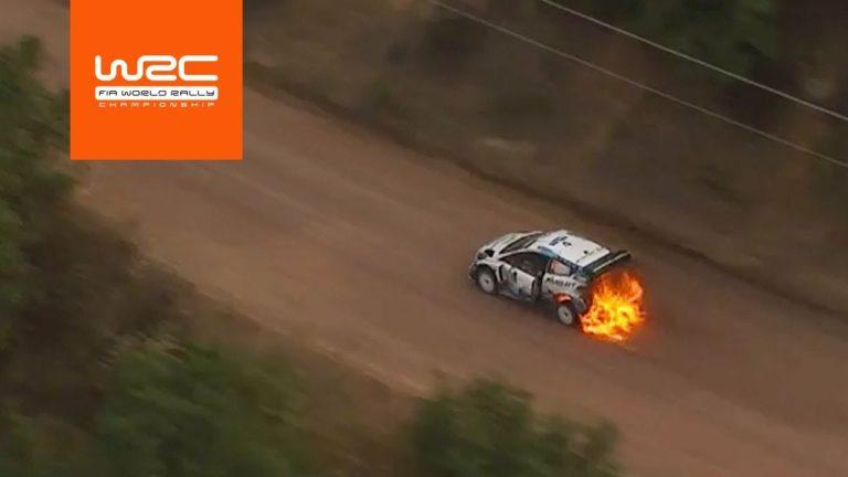 WRC: Suninen vielä mukana voittotaistelussa — Lapin mahdollisuus paloi savuna ilmaan