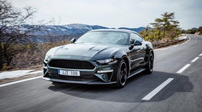 Ford Mustangilla on tänään syntymäpäivä