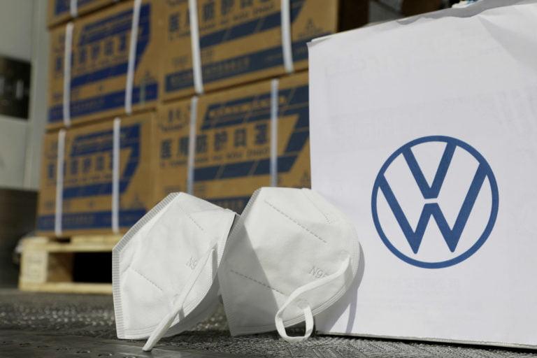 Volkswagen tarjoaa monipuolisesti tukeaan koronaviruspandemian torjuntaan