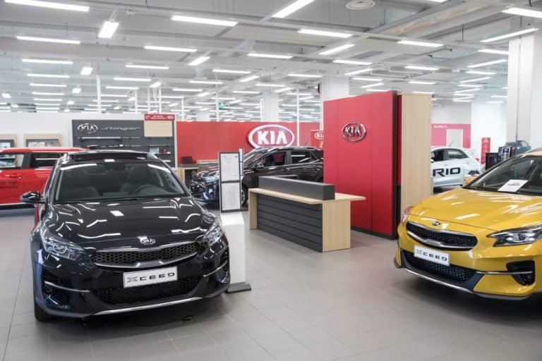 Kia tarjoaa lyhennysvapaita kuukausia uuden auton hankintaan