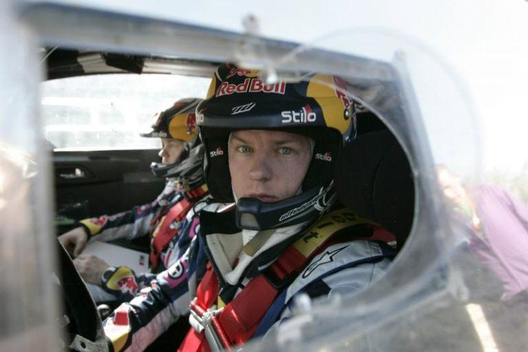 """Autotoday 10 vuotta sitten: Kimi F1-huhuista: """"Olen nyt rallikuljettaja"""""""