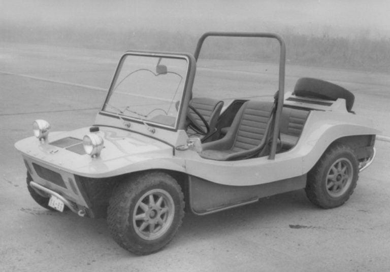 Päivän museoauto: 1970-luvun rantakirppu Škoda Buggy (Type 736)
