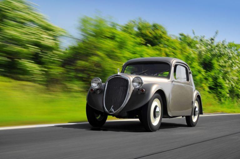 Päivän museoauto: Škoda Sagitta -prototyyppi ei koskaan päässyt tuotantoon