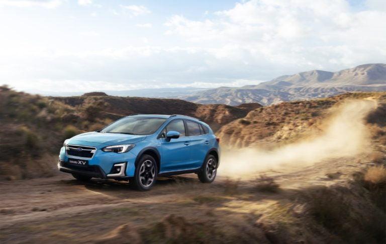 Uudistunut Subaru XV 2.0 on kohta täällä