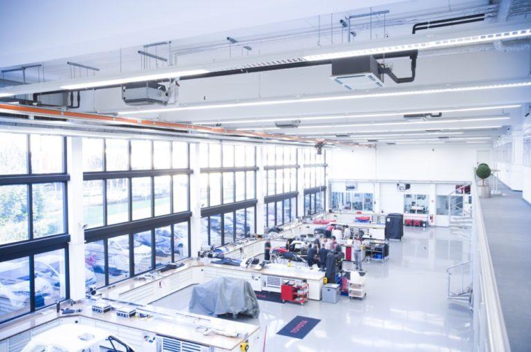 Toyotan Euroopan moottoriurheiluyhtiölle uusi nimi