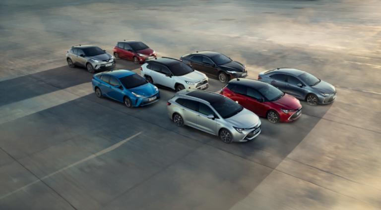 Toyota on myynyt jo yli 15 miljoonaa hybridiä