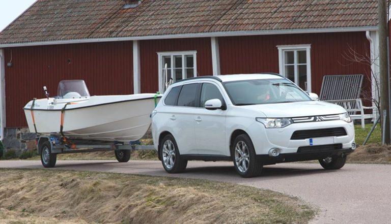 Kuljeta vene trailerilla turvallisesti — sallittu nopeus nousee kesäkuussa!