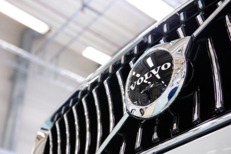 Tuotanto alkaa taas ensi viikolla Volvon Torslandan tehtaalla