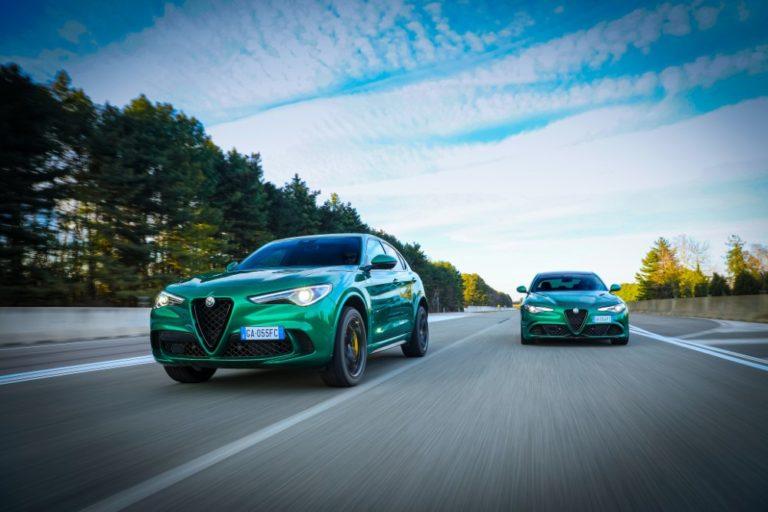 Syksyllä tulee tällaiset uudet Alfa Romeo Giulia ja Stelvio Quadrifoglio -mallit