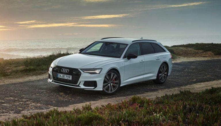 Audin iso farmarimalli nyt ladattavana hybridinä