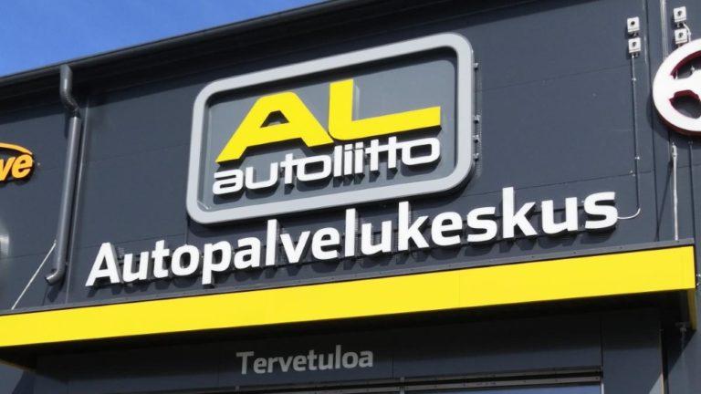 Autoliiton uusin AL-autopalvelukeskus valmistuu Lempäälään, kauppakeskus Ideaparkin yhteyteen