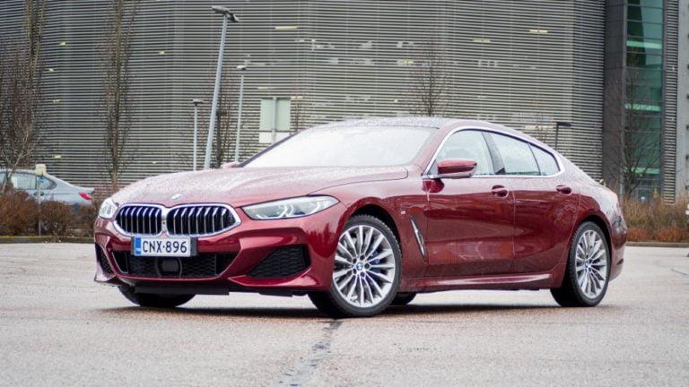 Autotoday testasi: BMW 840i Gran Coupé — luksusta tarjoileva katseenkääntäjä neljälle