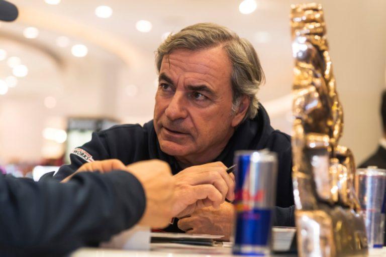 WRC: Carlos Sainz äänestettiin historian parhaimmaksi WRC-kuljettajaksi