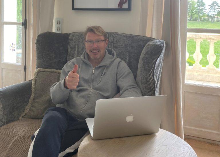 Mika Häkkinen muistelee uransa alkuaikoja ja ensitapaamistaan Keke Rosbergin kanssa