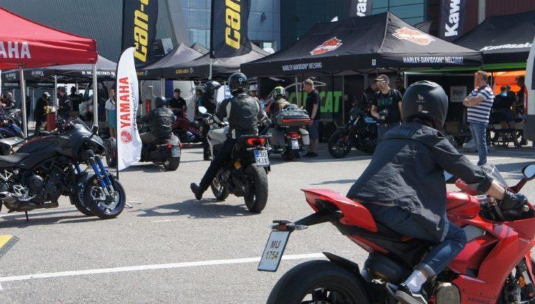 Moottoripyörien Suurta koeajopäivää ei tänä vuonna järjestetä