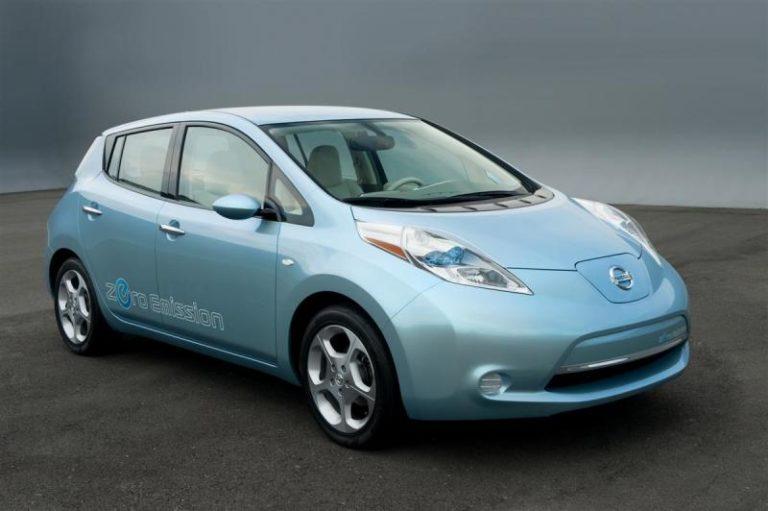 Autotoday 10 vuotta sitten: Sähköauto Nissan Leaf maksaa alle 30 000 euroa