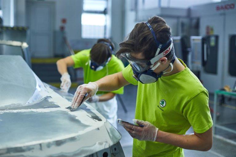 Škoda Student Car -projekti jatkuu koronaviruksen tauon jälkeen