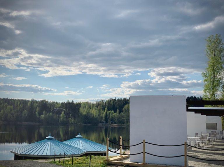 Legendaarinen Taukopaikka Lahnajärvi avautuu uudistuneena ensi viikolla