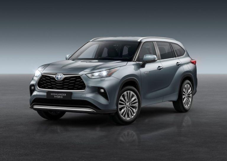 Toyota Highlander -katumaasturi Eurooppaan ja Suomeen ensi vuonna