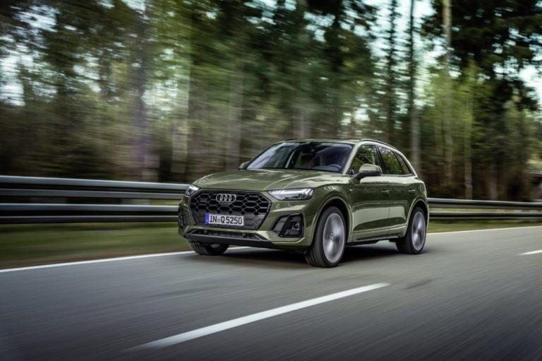 Tällainen on Suomeen loppuvuodesta tuleva uusi Audi Q5