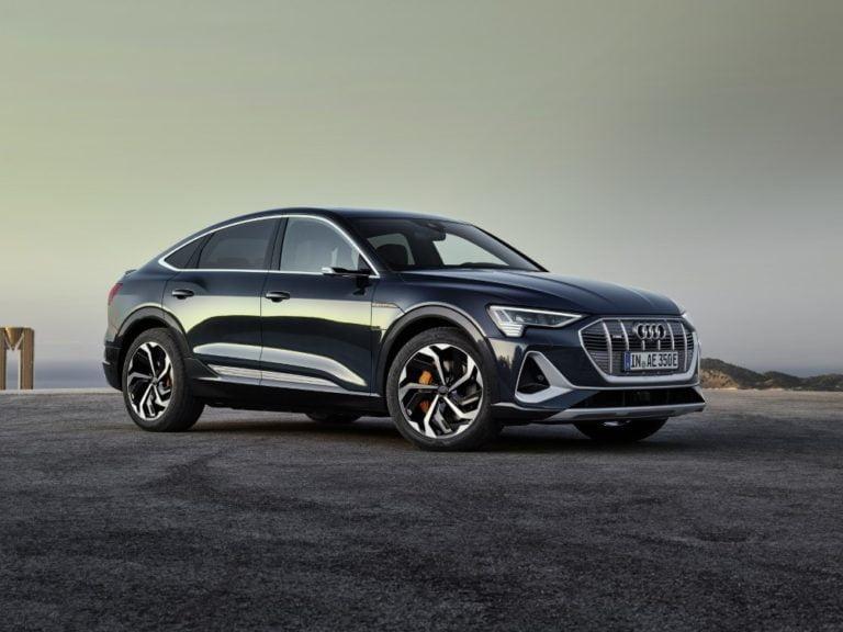 Audin e-tron-mallistoon myös Sportback-versio