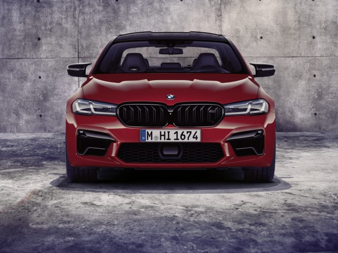 BMW:ltä uudet M5 ja M5 Competition –mallit