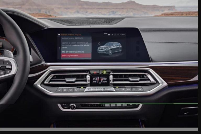 Nyt moni BMW-omistaja voi päivittää autonsa ohjelmiston langattomasti