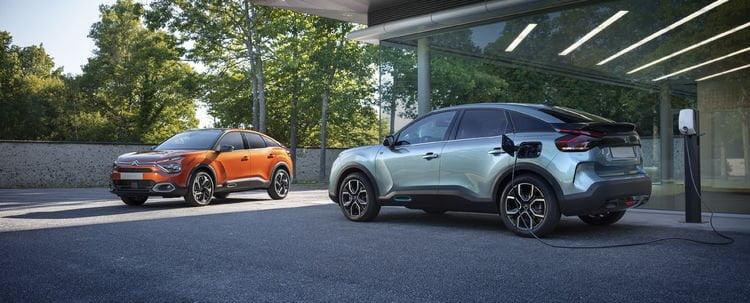 Uuden sukupolven Citroën hatchbackin ensimmäiset kuvat