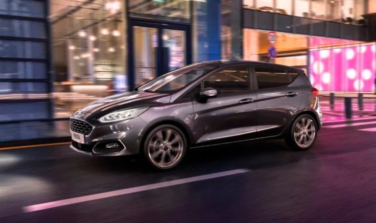 Ford Fiesta tarjolla nyt myös kevythybridinä