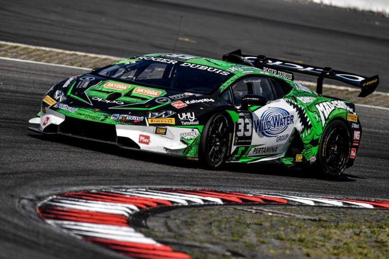 Elias Niskanen ja Mikko Eskelinen ajamaan Lamborghini Super Trofeo ratasarjan euroopanmestaruudesta