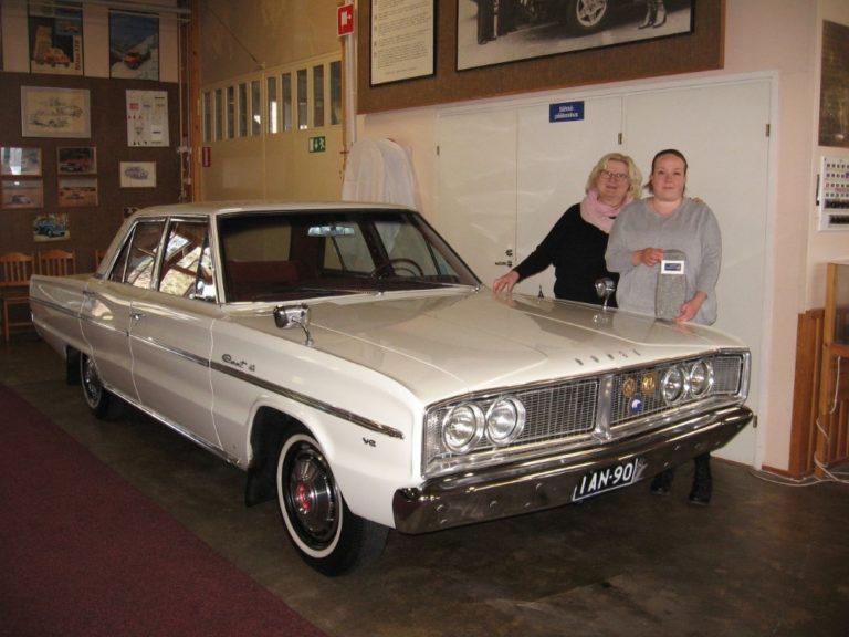 Vuoden automuseo julkistettiin tänään