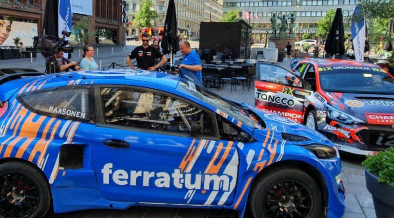 Kuuden vuoden tauon jälkeen — MM-rallicross palaa Suomeen elokuussa