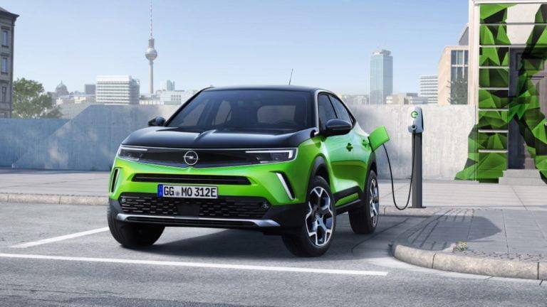 Uusi sähköinen Opel Mokka suomeen ensi vuoden alussa