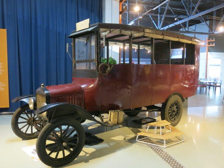 Päivän linja-auto: Ford TT 1923