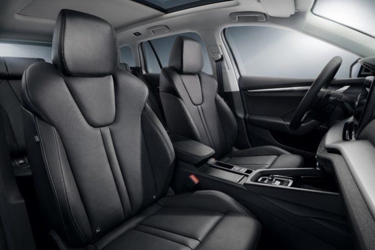 Uuteen Škoda Octaviaan tarjolla AGR-hyväksytyt ergonomiset istuimet