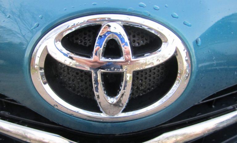 Toyotan tarkastuskampanja koskee Suomessa 1 573 autoa