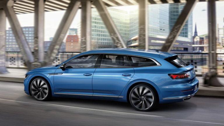 Volkswagen Arteonista tarjolle myös Shooting Brake -malli