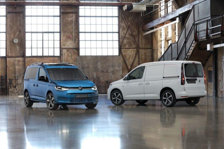 Uuden Volkswagen Caddy -malliston hinnat vahvistettu — ensimmäiset mallit Suomeen alkuvuodesta