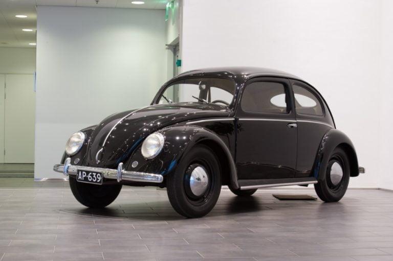 Historian havinaa: Volkswagen tänään Suomessa 70 vuotta