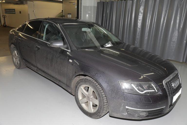 Poliisi kaipaa edelleen havaintoja mustasta Audista liittyen Saara Arvan henkirikostutkintaan