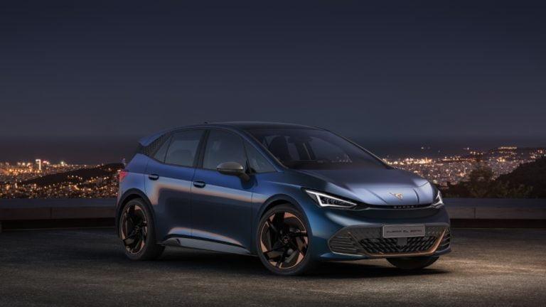 Cupran ensimmäiselle sähköautolle luvataan toimintamatkaa 500 km