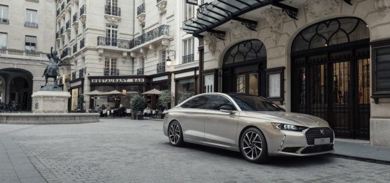 DS Automobiles julkaisi omat keskimääräiset CO2-päästöarvonsa