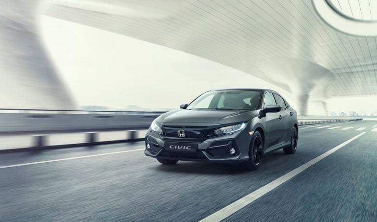 Uudistunut Honda Civic nyt myynnissä